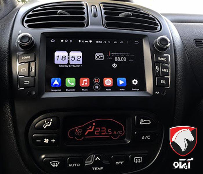 ضبط مالتی مدیا خودرو چیست؟