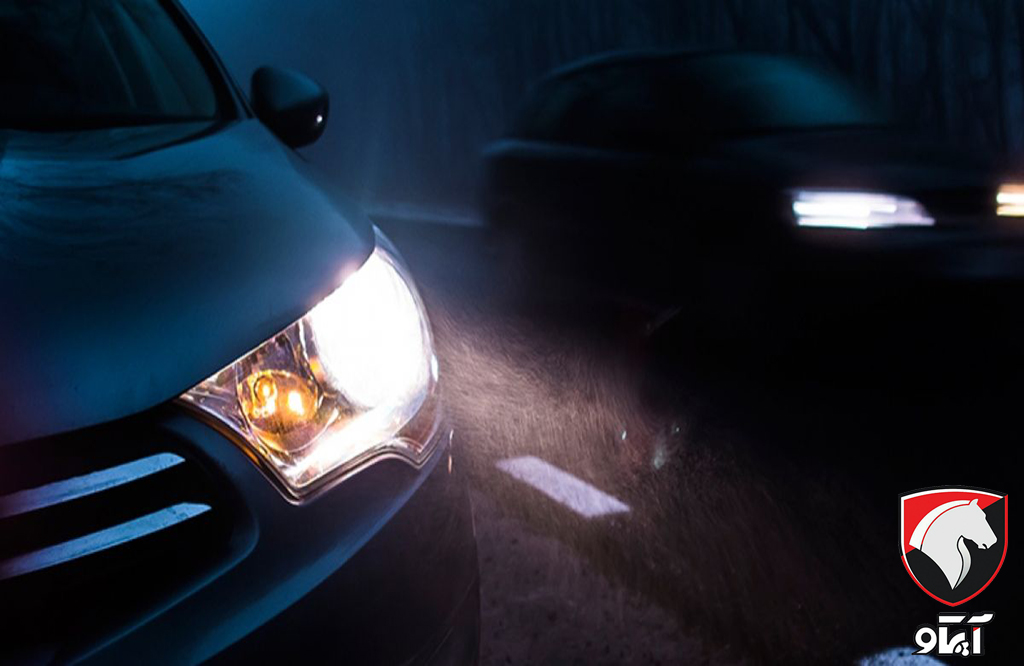 چراغ زنون خودرو چیست؟