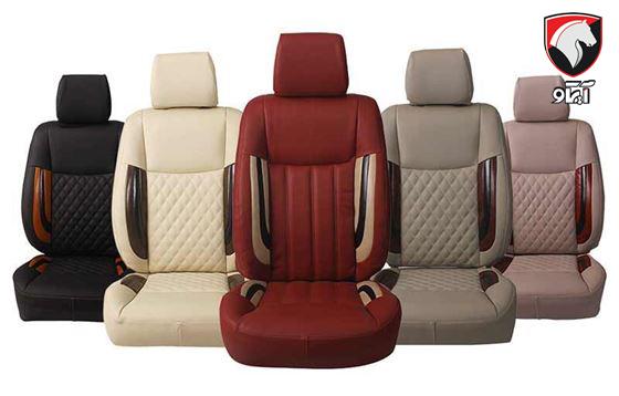 انواع روکش های صندلی خودرو